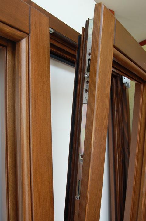 Finestre - Condensa su finestre in alluminio ...